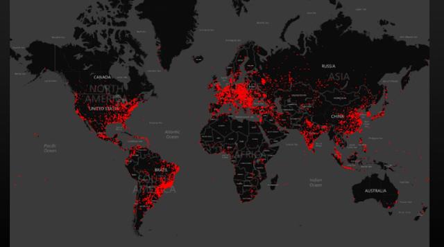 مايكروسوفت تعلن الحرب على الإرهاب العالمي