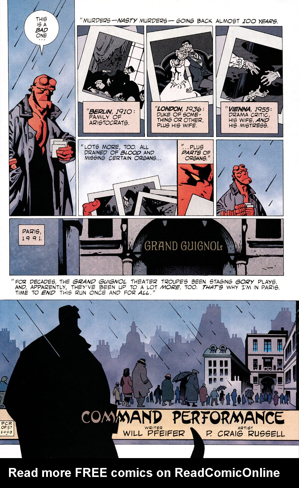Read online Hellboy: Weird Tales comic -  Issue #6 - 3