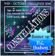 WEP Runner-Up - Constellations / Halloween