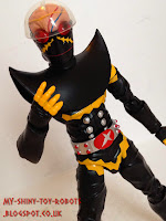 Ready to kill Kikaider