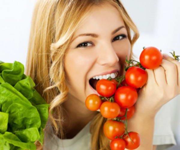 Thực đơn giảm cân hiệu quả với cà chua