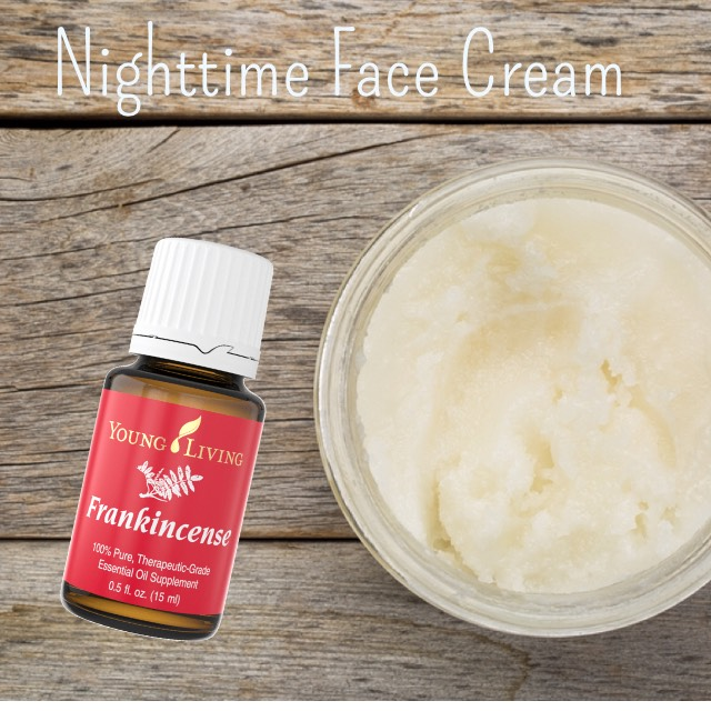 Beauty Begins with Biscotti: DIY nighttime moisturizer