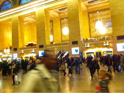 Grand Central Station - @arelaxedgal