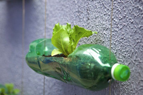 How To Recycle Recycled Hanging Planters