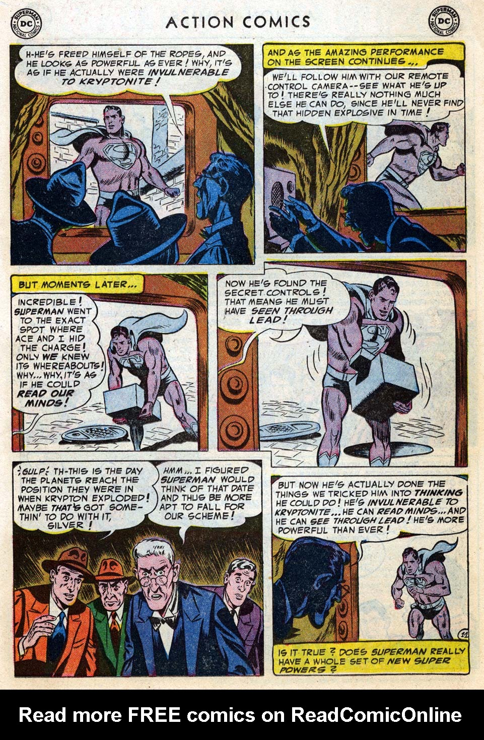 Action Comics (1938) 187 Page 12