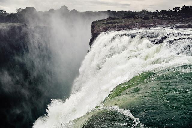Victoria Falls,Zambia [विक्टोरिया फॉल्स, जाम्बिया]