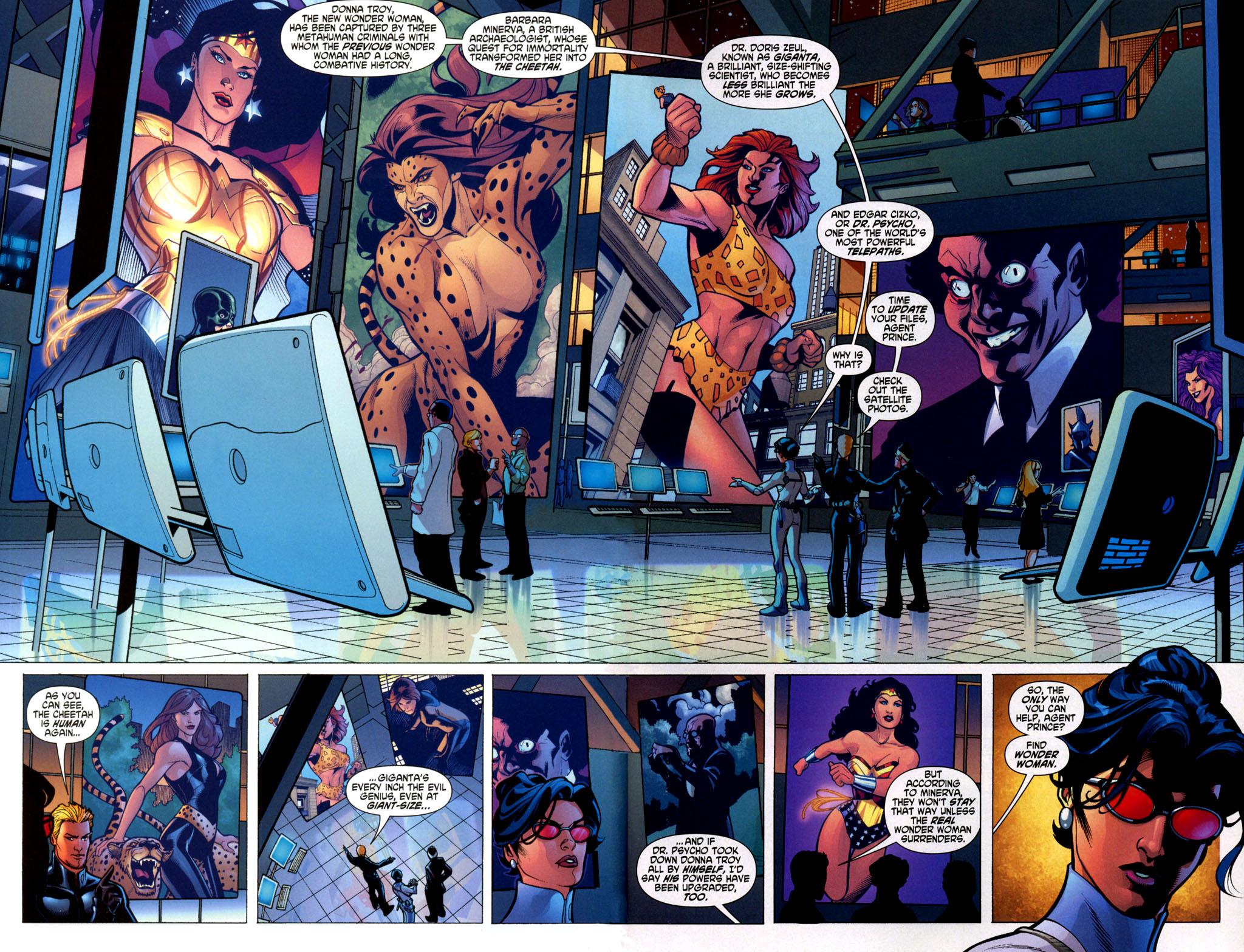 Read online Wonder Woman (2006) comic -  Issue #2 - 7