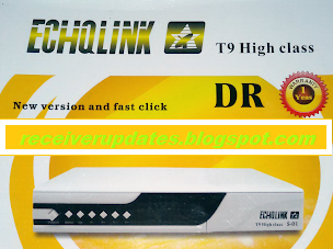 Echolink T9 High Class S-O Multimedia HEVC Receiver Software 23-05
