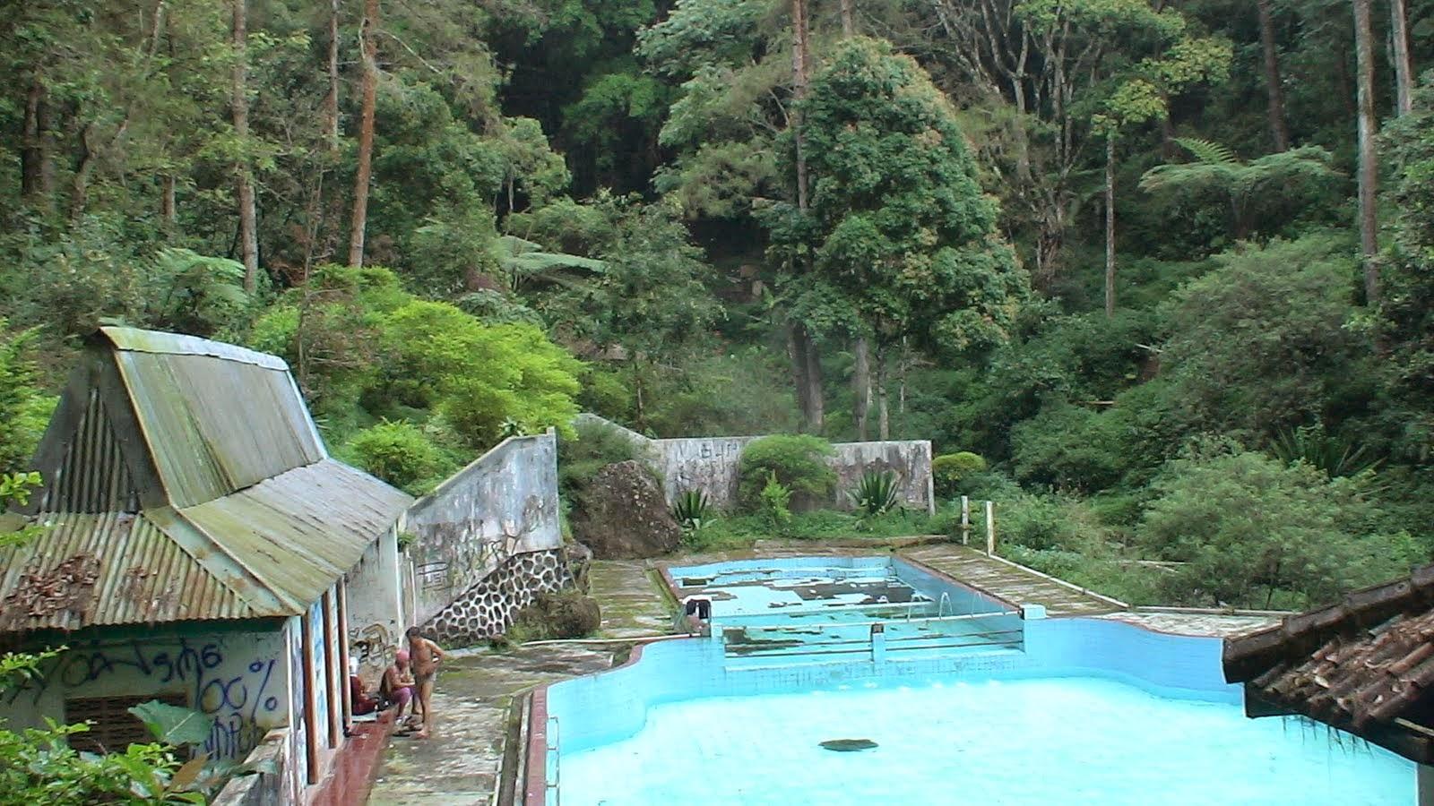 Taman Wisata Kopeng Salatiga Jawa Tengah Yang Menarik