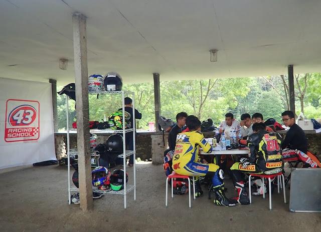 Cita-cita anak menjadi pembalap nasional