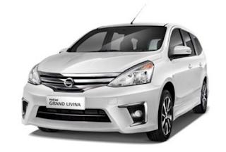 Nissan Grand Livina Tegal