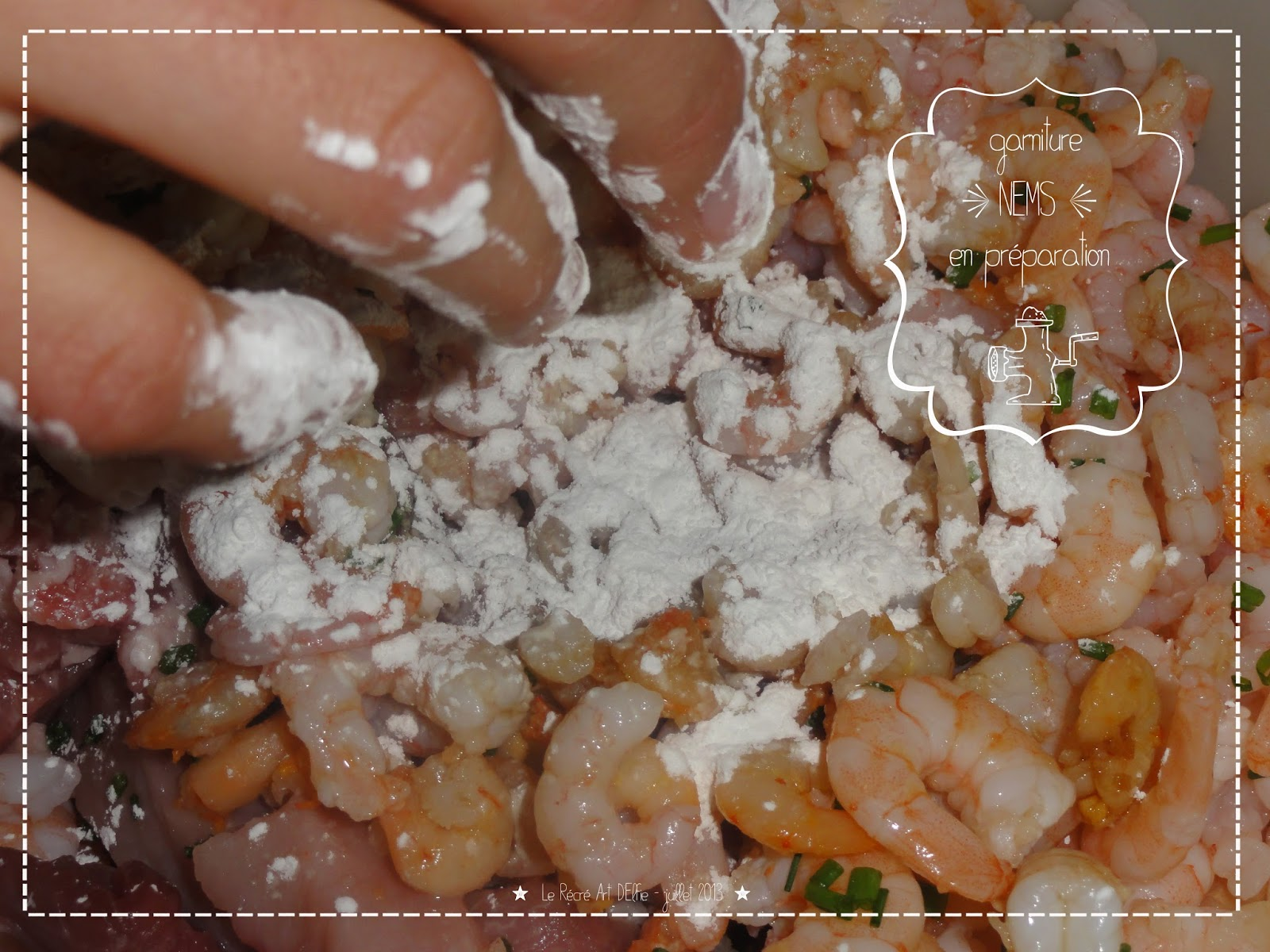 Le r cr art delfie atelier culinaire n 4 saveurs for Apprendre cuisine asiatique