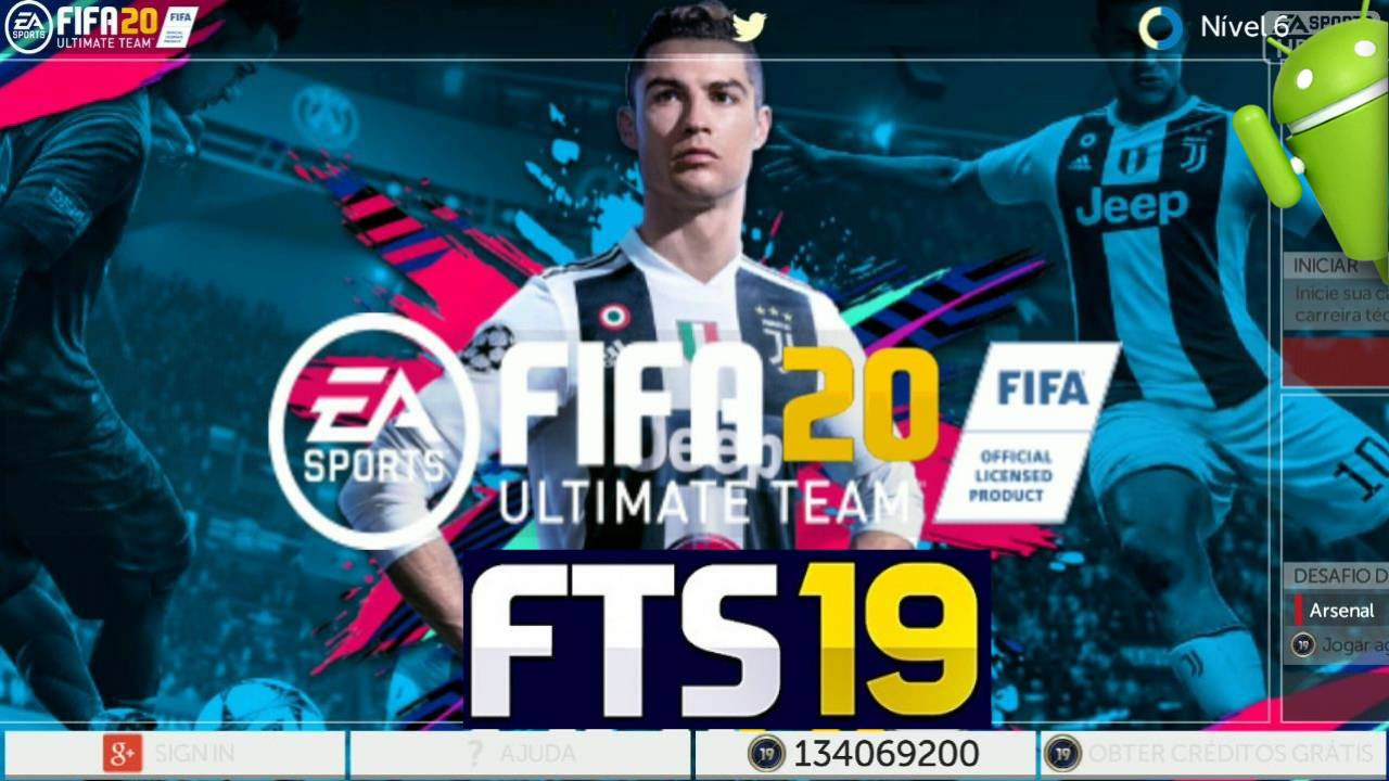 Download Fifa 20 Mod FTS 2019 Offline Android Games