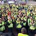 Prancis Jadi Lautan Manusia Demo 125.000 Toko Dijarah, 1.000 Ditahan