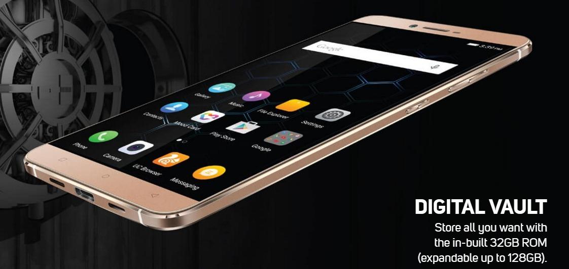 gionee smartphone s6