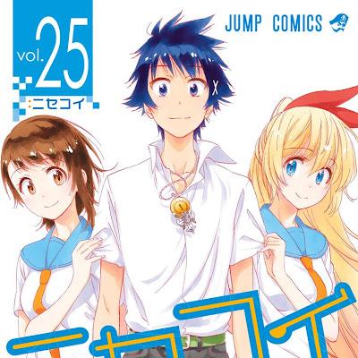Nisekoi [1-25/25][Manga][Mega][Finalizado]