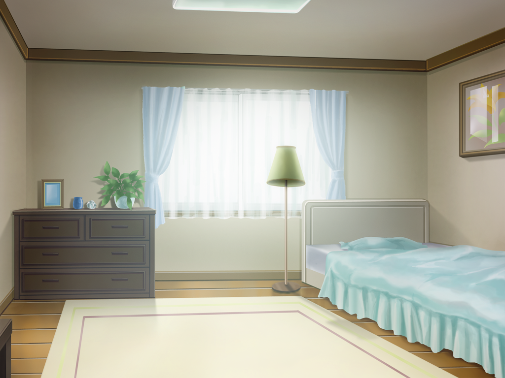 Bedroom Anime Background Room Anime Wallpapers