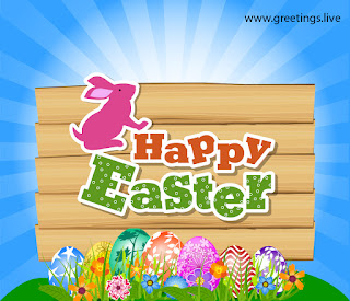 happy Easter greetings cards free download