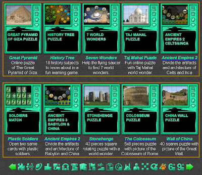 Online history games for 4 grade
