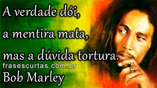 Melhores Frases de Bob Marley