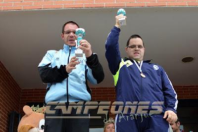 Atletismo Aranjuez Cross Carlos III