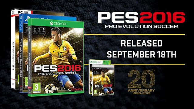 PES 2016 PRO EVOLUTION SOCCER FULL CRACK