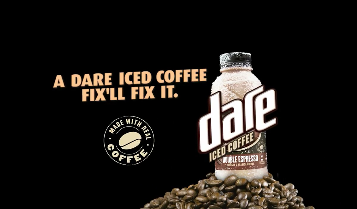 Product Police Dare Iced Coffee