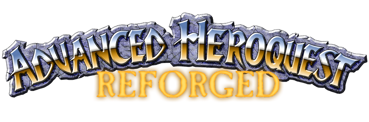 Advanced HeroQuest: Reforged
