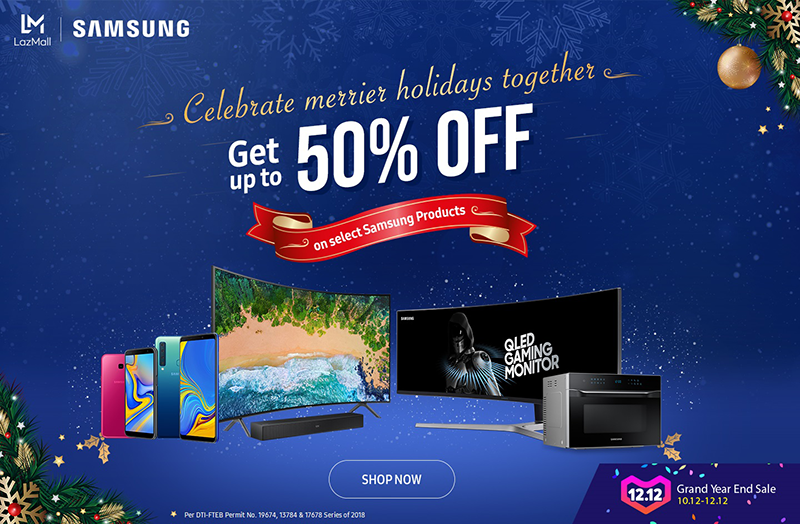 Sale Alert: Samsung offers up to 50 percent off at Lazada