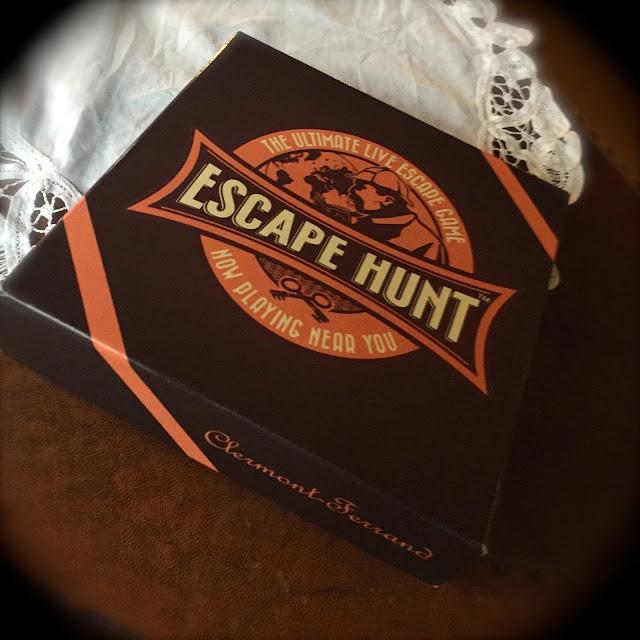 Escape Hunt : le jeu d'enquête grandeur nature