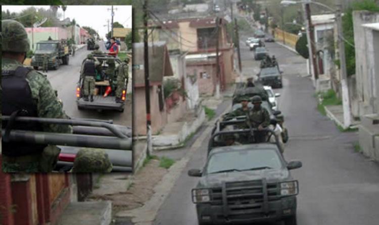 """EL """"25 BATALLON de CABALLERIA MOTORIZADA"""" en MIER TAMAULIPAS"""