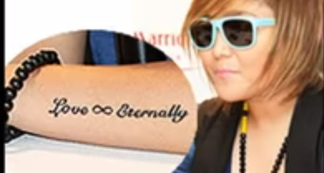Top 20 celebrities who have tattoos on their body that you probably didn't notice!