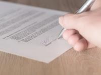 Contoh Surat Pernyataan Nomor Pokok Wajib Pajak (NPWP)
