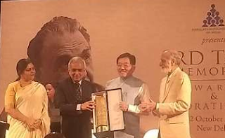 Sikkim awarded FAO's Future Policy Gold Award