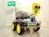 Conheça o robô AC.Tapajós: ele é autônomo e também pode ser controlado por dispositivos Android