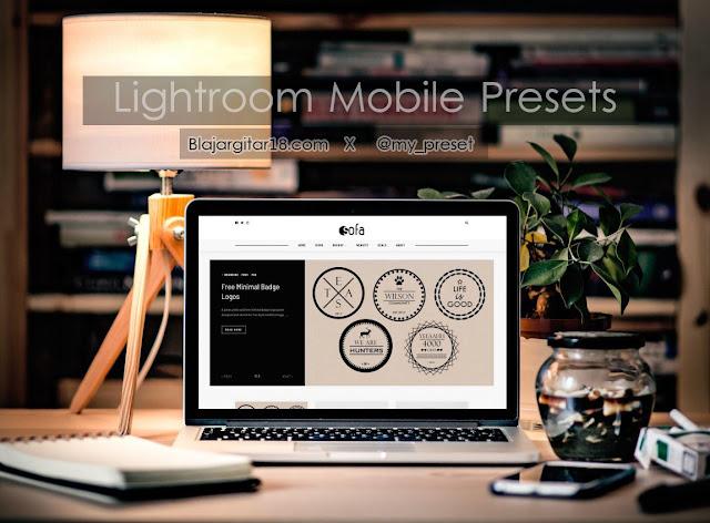 Preset Lightroom Android 2018