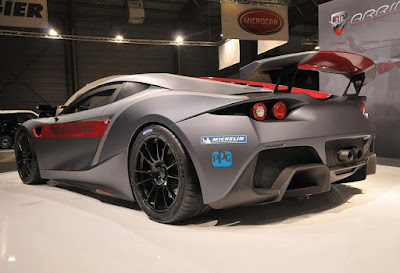 Arrinera Hussarya GT rear taillight Hd images