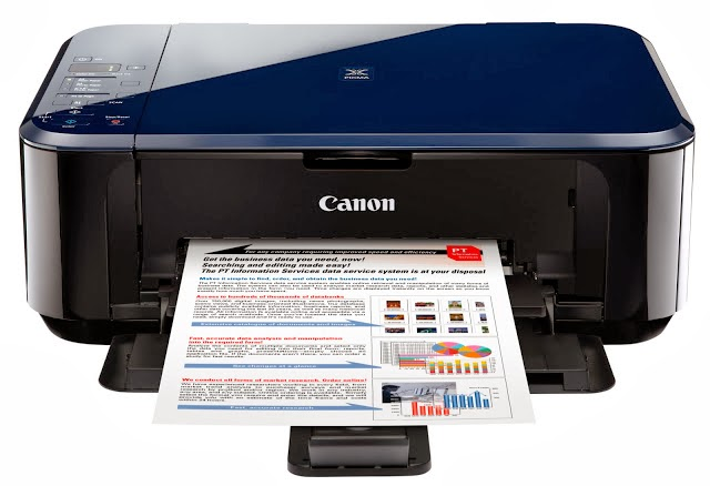 Download Canon PIXMA E500 Inkjet Printers Driver and guide how to installing