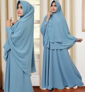 9 Baju Wanita Hijab Syar'i Yang Sesuai Aturan Dan Harganya