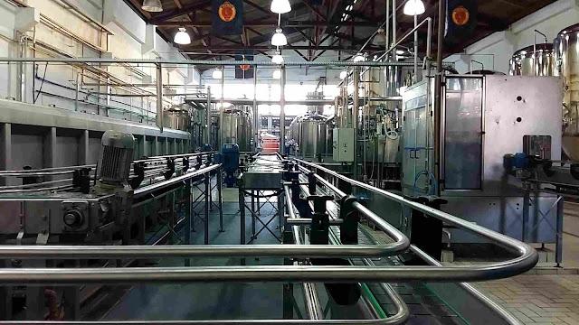 Fábrica Cervejaria Premium Paulista - Cerveja Madalena
