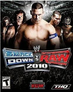 WWE SmackDown vs. Raw 2010 Torrent