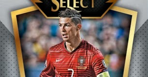 2015 2015-16 Panini Select Stars Memorabilia/199 #ST-JMO Joao Moutinho Portugal Sports Trading Cards Soccer Cards