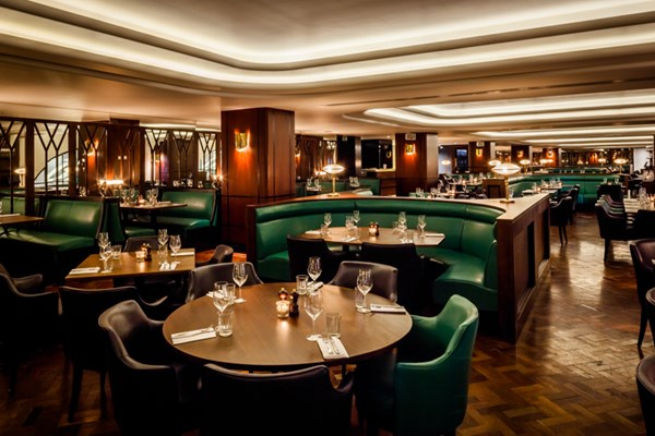 London: Good Restaurants in The West End and Theatre District