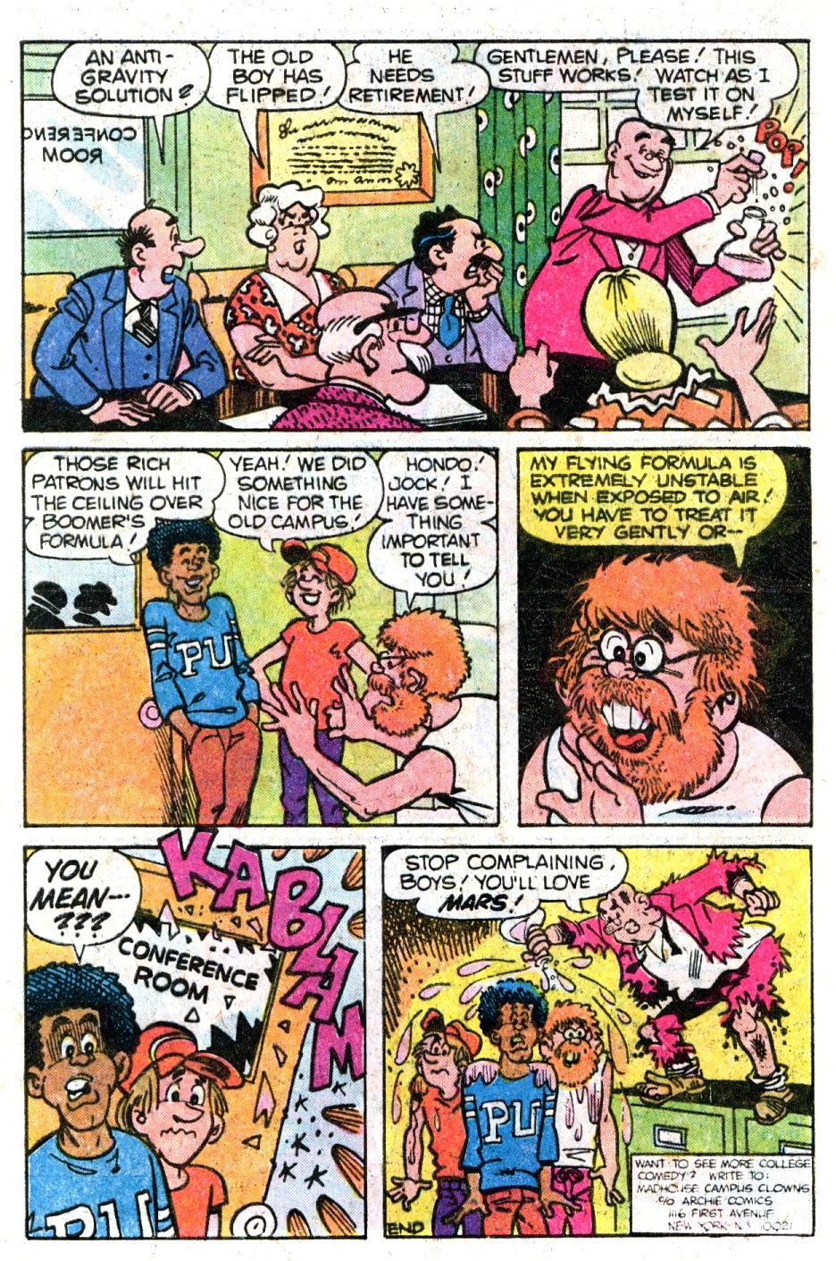 Read online Madhouse Comics comic -  Issue #119 - 8