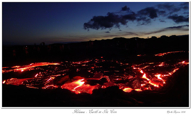 Kilauea: Earth in Its Core