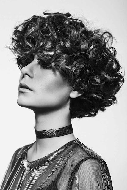 cabello corto 2018-