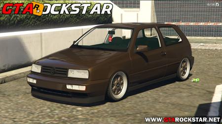 Volkswagen Golf MK3 GTi para GTA V