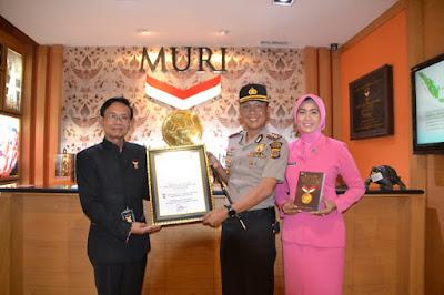 Kapolres Aceh Besar Raih Rekor Muri Penemuan dan Pemusnahan Ganja Terbanyak dalam Sebulan
