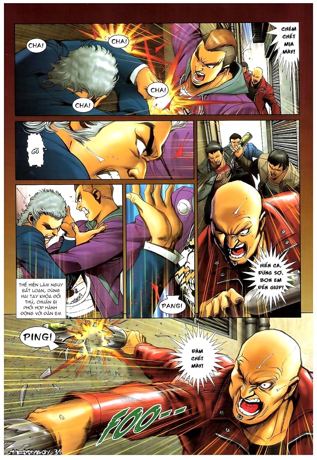 Người Trong Giang Hồ - Chapter 1381: Tự tìm diệt vong - Pic 27