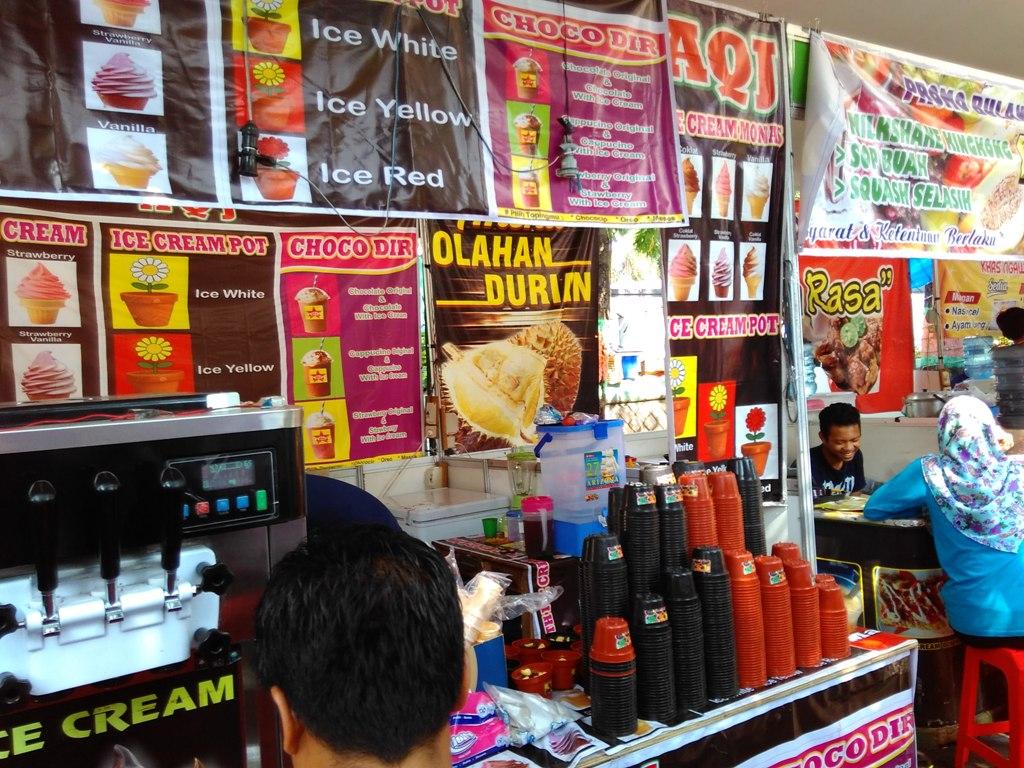 Wisata Kuliner Di Festival Demak Hybrid Writerpreneur